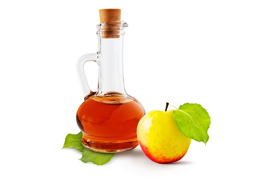 A beautiful jar of Apple Cider Vinegar