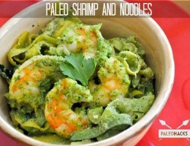 Shrimp and Noodles Recipe
