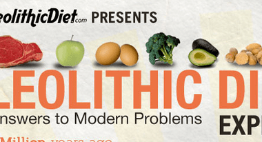 The Paleolithic Diet Explained [infographic]