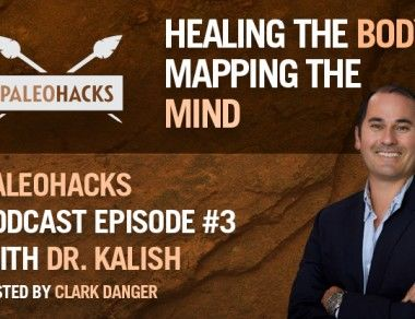 Dr. Daniel Kalish Healing the Body and Mapping the Mind