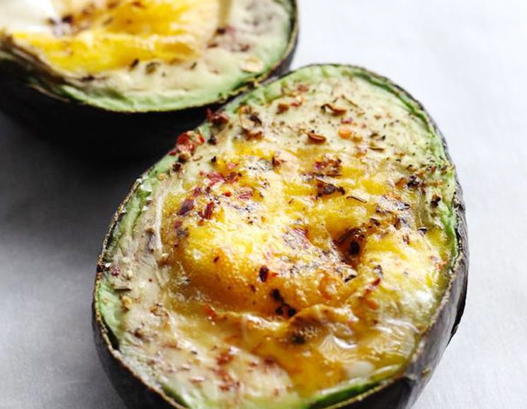 Easy Baked Avocado & Egg Recipe