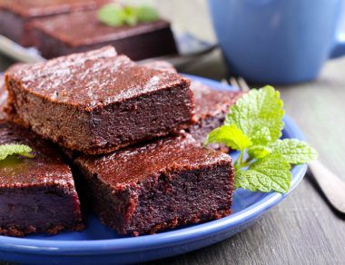 Luscious Beet Brownie Recipe