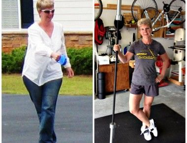 Kimberly's Paleo Transformation: 55lbs Lighter & No More Back Pain