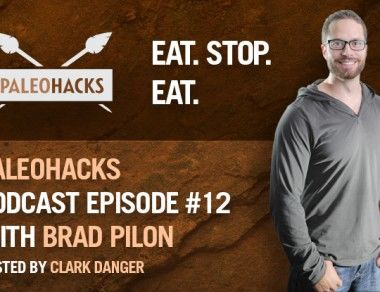 Brad Pilon on Eat, Stop, Eat