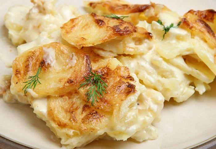 America S Test Kitchen Potato Pasta Casserole