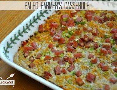 paleo farmers casserole paleohacks