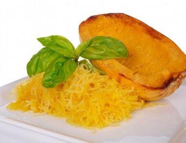 Hacks: Use Spaghetti Squash Instead Of Pasta
