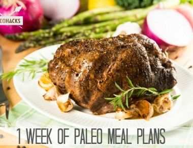Your Go-To Paleo Meal Plan