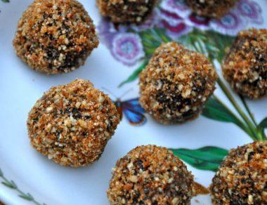 Chocolate Pecan Truffles Recipe