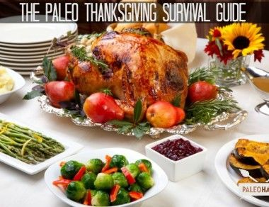 The Paleo Thanksgiving Survival Guide