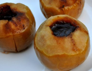 The Best Baked Apple Recipe