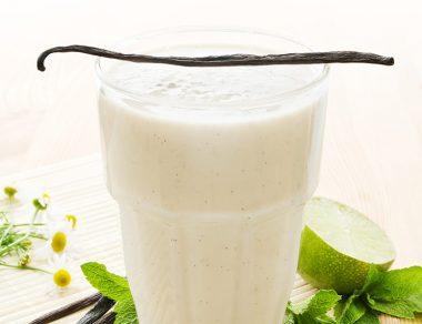 Vanilla Bean Milkshake Recipe