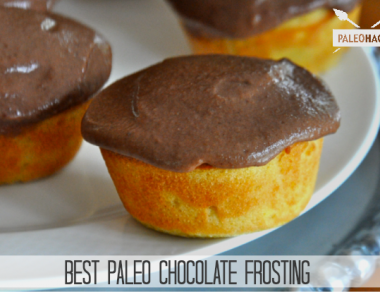 best paleo chocolate frosting