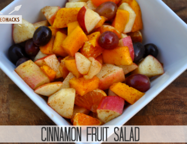 cinnamon fruit salad paleohacks