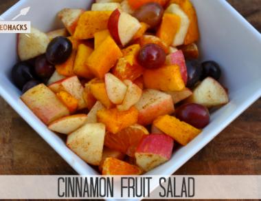 cinnamon fruit salad paleohacks