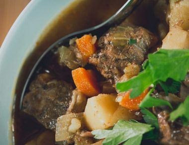 Quick and Easy Crockpot Beef Stew