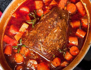 Mama's Perfect Paleo Pot Roast Recipe