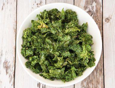 Paleo Kale Chips Recipe