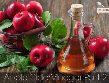 Apple Cider Vinegar: Part 2