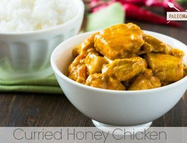 Curried Honey Chicken