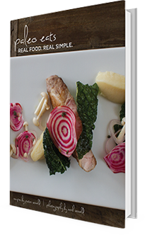 You can get a free paleo-eats book!