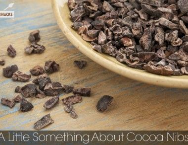 A Little Something About Cocoa Nibs