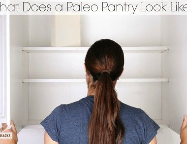What Does a Paleo Pantry Look Like?