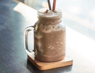 Chocolate Breakfast Milkshake