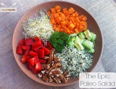 The Epic Paleo Salad