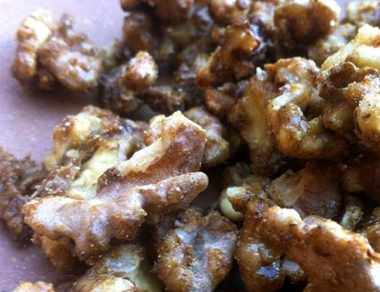honey and maca walnuts featured