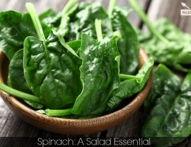Spinach: A Salad Essential