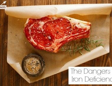 The Dangers of Iron Deficiency
