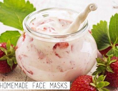 3 Homemade Face Masks