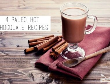 4 Paleo Hot Chocolate Recipes