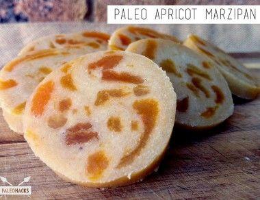 Paleo Apricot Marzipan