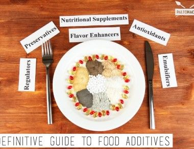 Definitive Guide to Food Additives