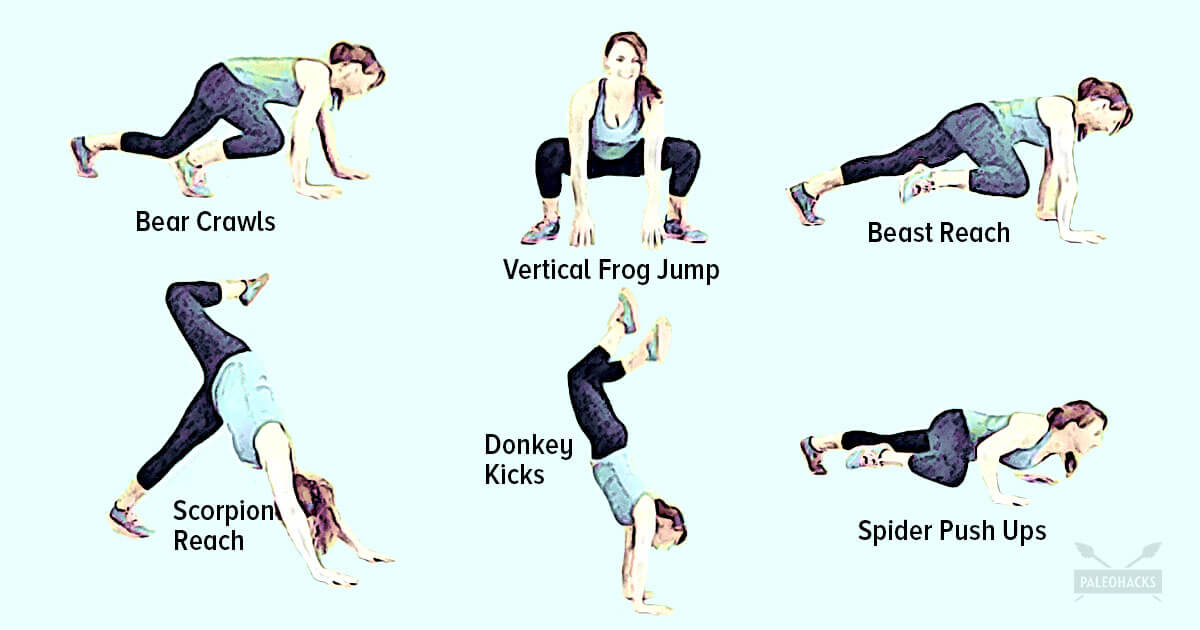 One Easy Exercise for Beginners or People Who Are Seriously out of Shape