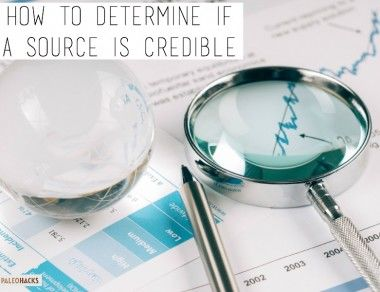 How to Determine if a Source is Credible