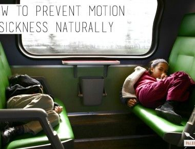 How to Prevent Motion Sickness Naturally