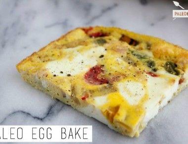 Paleo Egg Bake