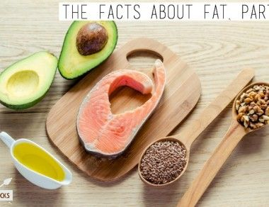 The Facts About Fat Part Two