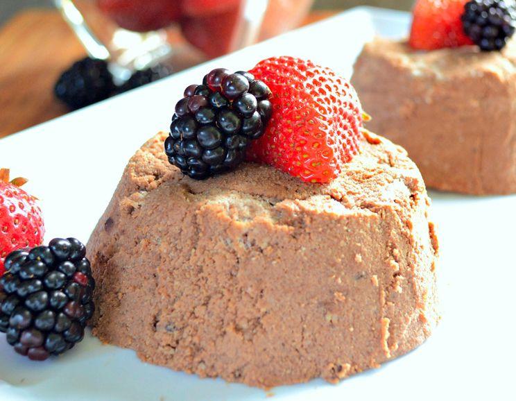 Hemp Protein Chocolate Cake