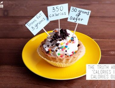 """The Truth About """"Calories In, Calories Out"""""""