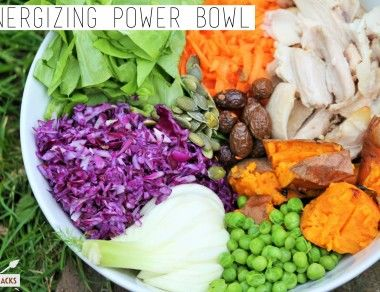 Energizing Power Bowl