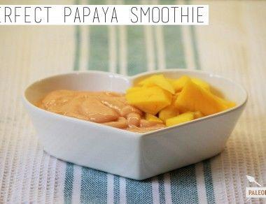 23 delicious autoimmune recipes paleo gluten free perfect papaya smoothie forumfinder Images