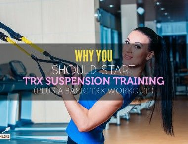 Why You Should Start TRX Suspension Training