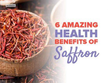 6 Amazing Health Benefits of Saffron