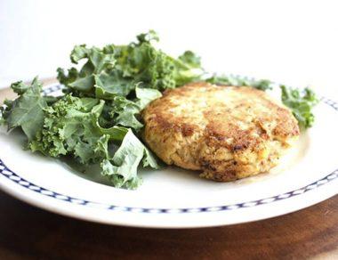 6-Ingredient Tuna Patties