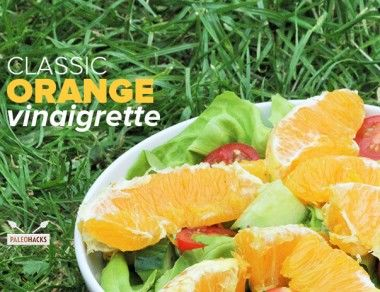 Orange Vinaigrette Recipe