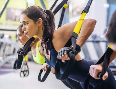 How to Progress with TRX (Plus Beginner & Intermediate Full-Body Workout!)